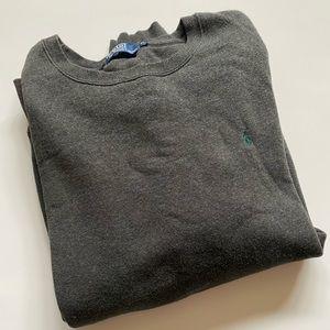 Polo Ralph Lauren Men's Gray Sweatshirt  XL
